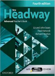New Headway Advanced, Teacher's Book, Soars L., Soars J., Hancock P., Storton R., 2015