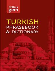 Turkish phrasebook and dictionary, Collins H., 2016